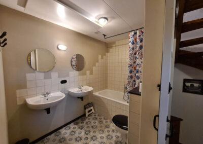 de koeberg - geitenstal - badkamer 3