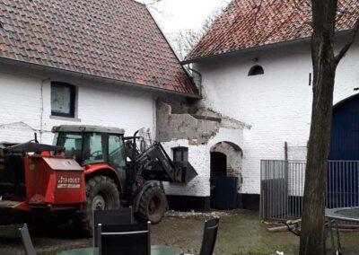 de koeberg - kalverstal - huisje 1