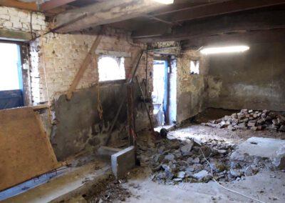 de koeberg - geitenstal - keuken 1