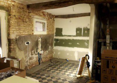 de koeberg - geitenstal - keuken 2