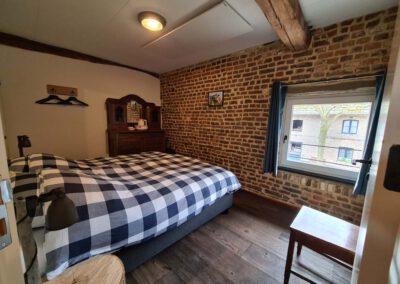 de koeberg - geitenstal - slaapkamer eerste 3