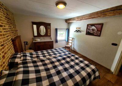 de koeberg - melkerij - slaapkamer voor 3